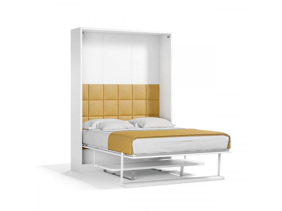 Royal Queen Wall Bed With Desk