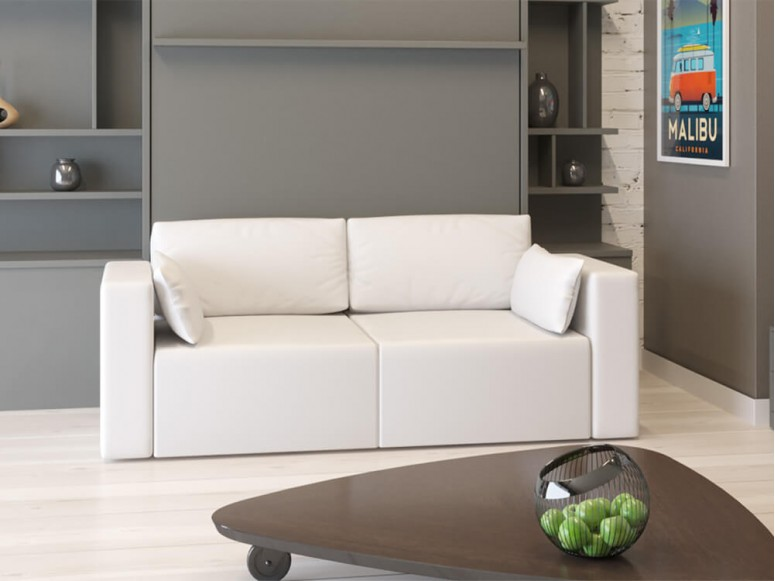 Royal Vertical Queen 2 Seat Sofa
