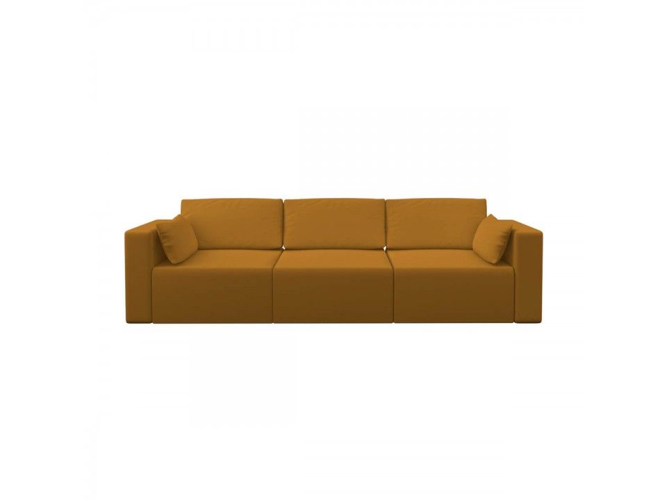 Royal Vertical Queen 3 Seat Sofa