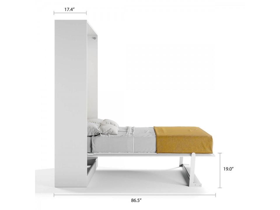 Royal Full / Full XL Wall Bed