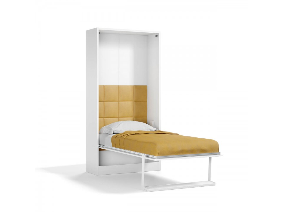 Royal Piccola Twin / Twin XL Wall Bed with Folding Table