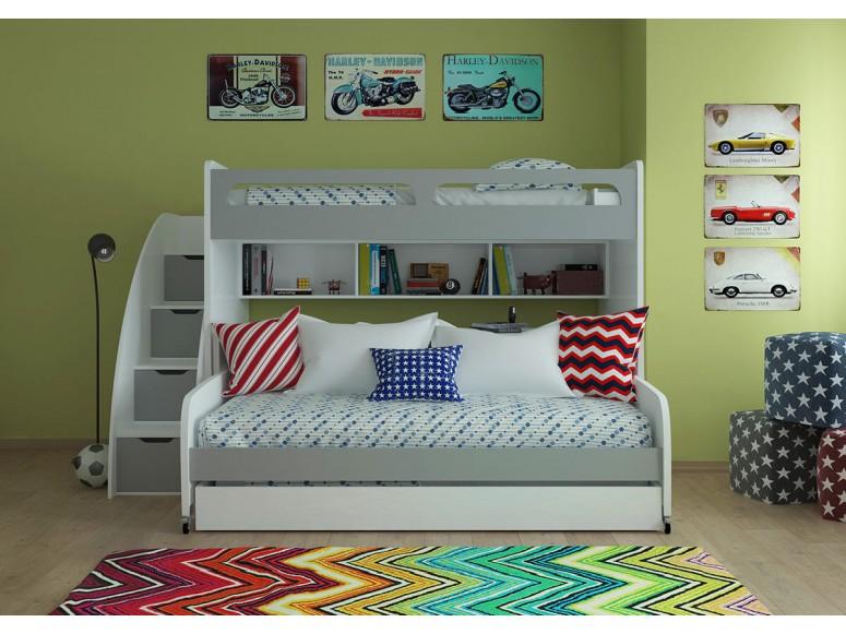 Bel Mondo Steps Bookcase