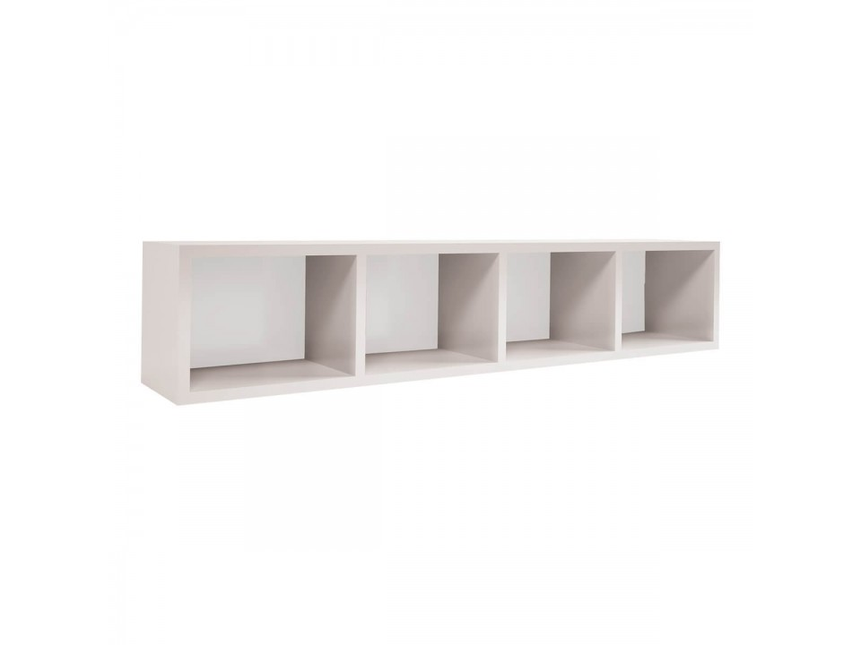 Open Horizontal Bookshelf