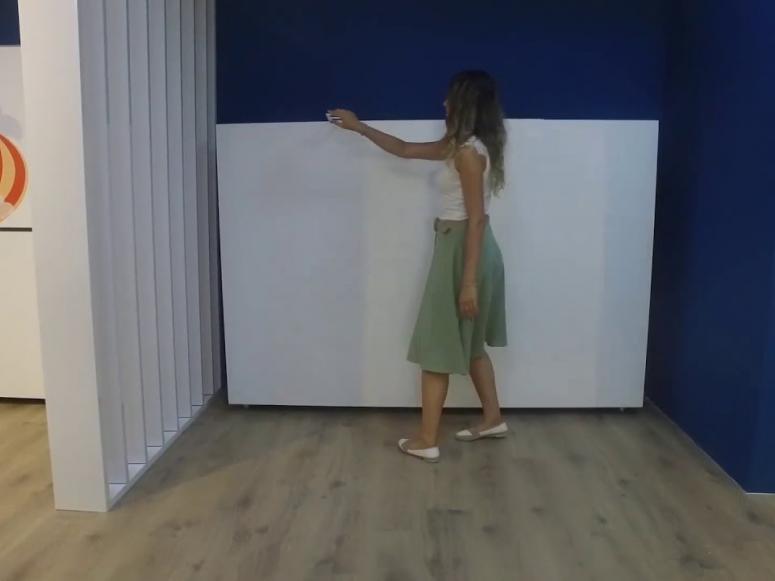 Simple Full/Full XL Murphy Wall Bed